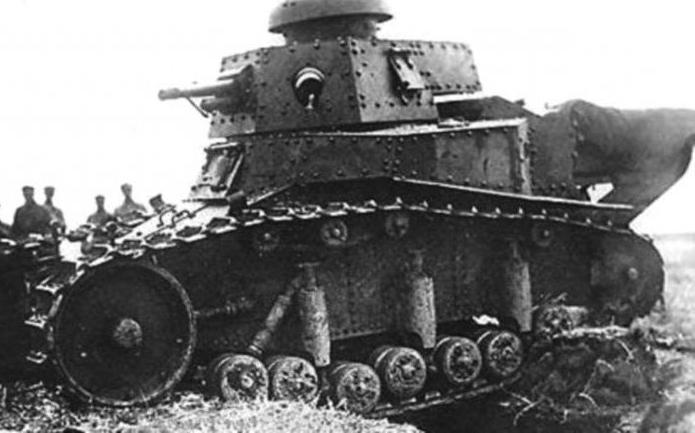 танк т 18