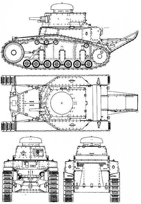 танк т 18 мс 1