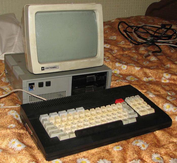 корвет компьютер