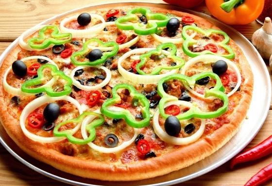 Разнообразные начинки для пиццы