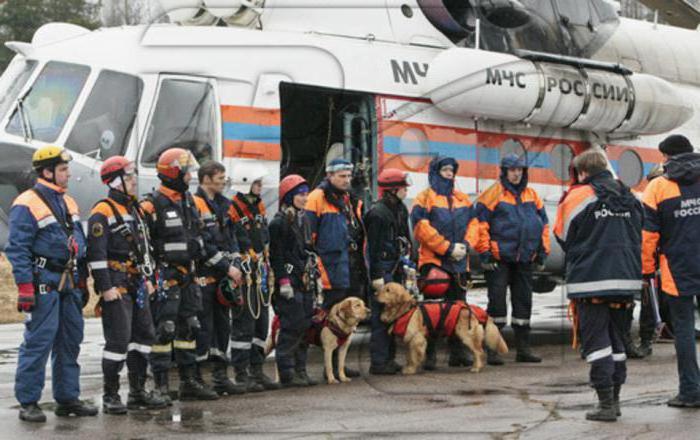 аварийно спасательная служба