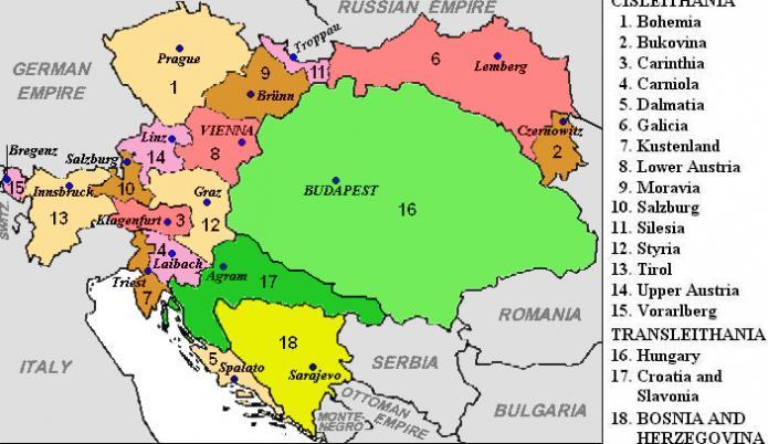 Картинки по запросу хорватия в составе австрийской империи