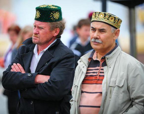разница между татарами и башкирами