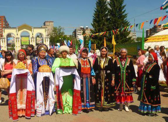 башкиры и татары фото