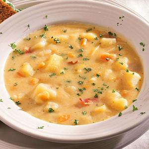рецепт супа сырного с гренками