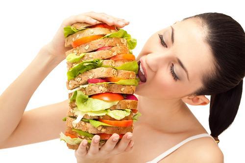 Почему у беременных зверский аппетит 83