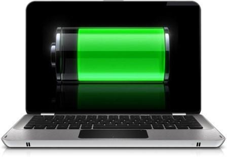 Если батарея ноутбука подключена но не заряжается