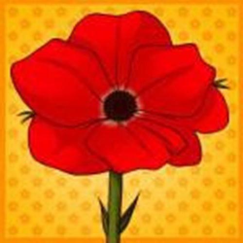Как нарисовать аленький цветочек поэтапно