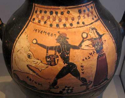 Греческие боги: Персей