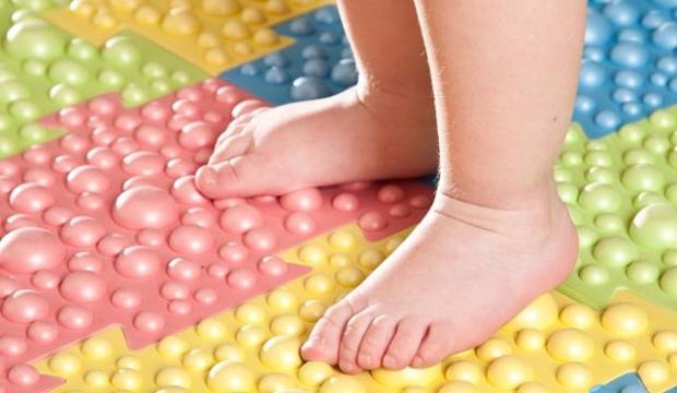 плосковальгусные стопы у детей массаж