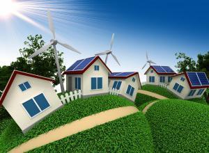 Ветряки для дома своими руками