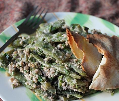 Филе тилапии в мультиварке: рецепт с зеленой фасолью ...