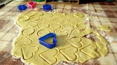 Простой рецепт песочного теста для печенья