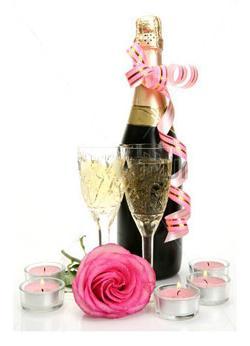 Лента для шампанского своими руками