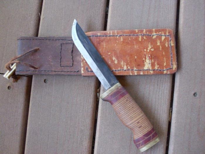 Ножи своими руками: этапы ковки, особенности при закалке