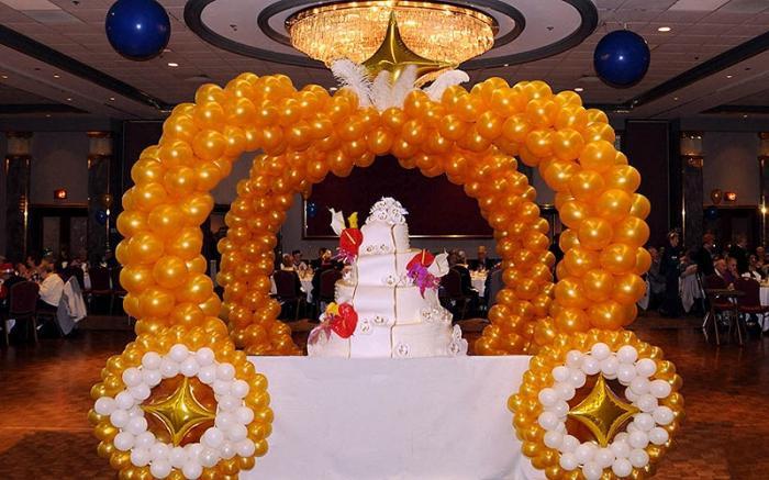 Новый Год в стиле Казино - Все для праздника и