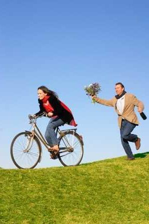 Як зробити так щоб хлопець бігав за тобою