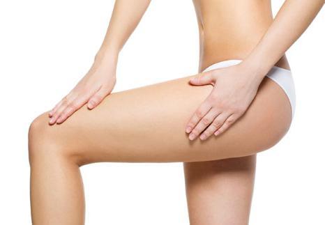 как убрать жир внутренней части ноги