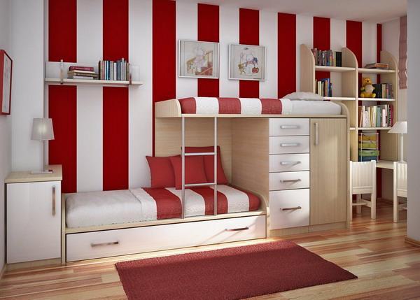 кровати для подростков фото