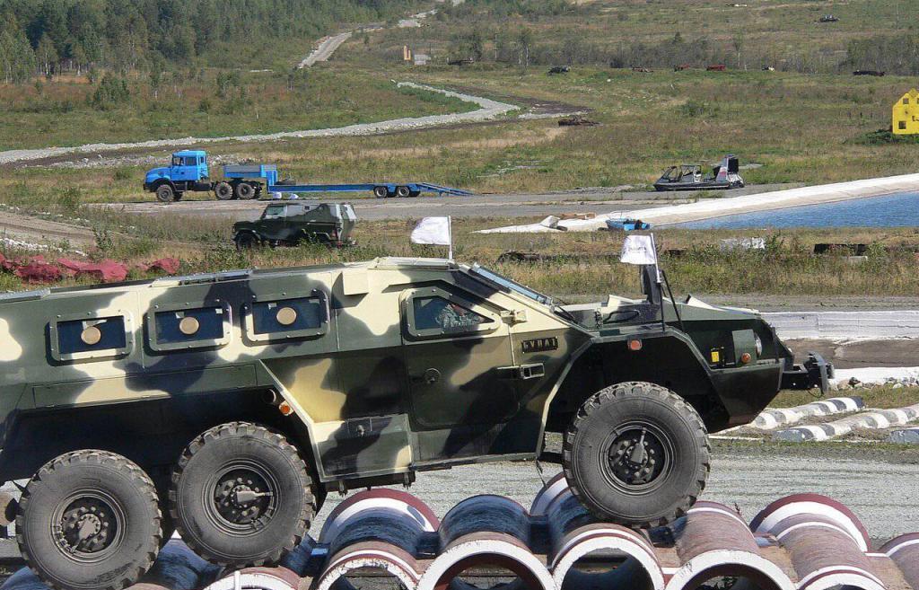 Бронеавтомобиль военный