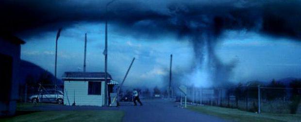 Фильмы про ураганы, смерчи, торнадо