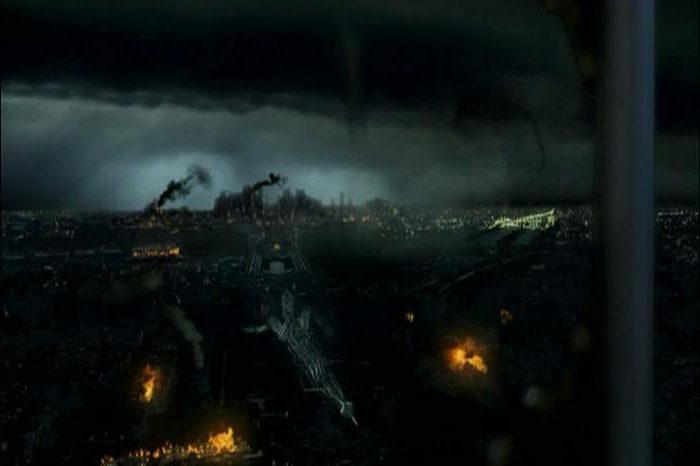 Фильмы про штормы и ураганы