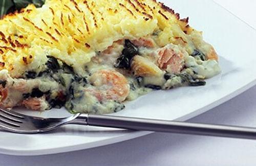 рецепты пирогов с рыбой фото