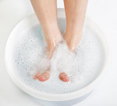 Как убрать косточки на пальцах ног