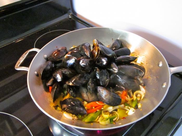 мороженные морепродукты рецепты приготовления