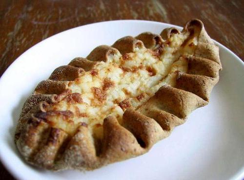 Калитки с картошкой из ржаной муки: пошаговый рецепт с фото 4