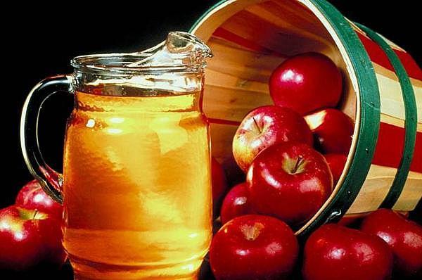 рецепт приготовления вина из яблок сидр