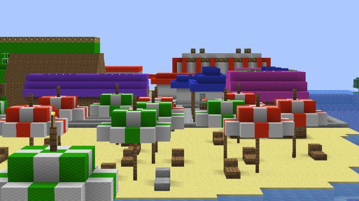 Как убрать выделение региона в minecraft
