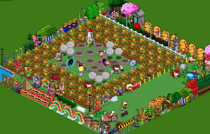 Зомби ферма вавилон