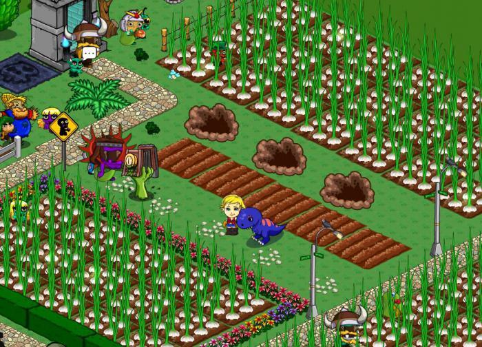 стадии построек в зомби ферме