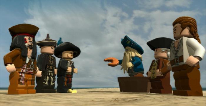 Игру Пираты Карибского Моря Сундук Мертвеца  …