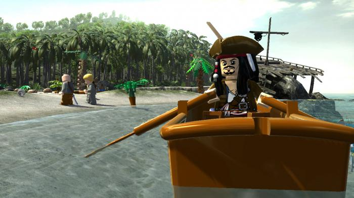 Чит коды на пираты карибского моря лего