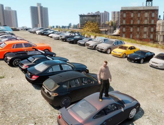 скачать мод на гта санандрес на русские машины с автоматической установкой - фото 2