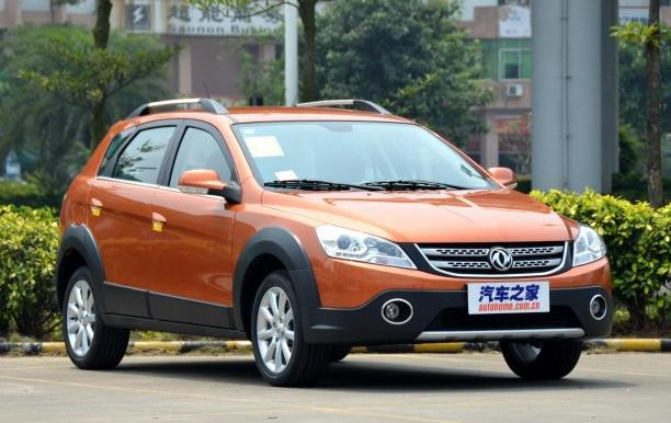 dongfeng h30 cross отзывы