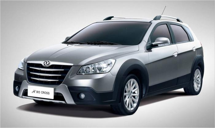 dongfeng dfm h30 cross отзывы