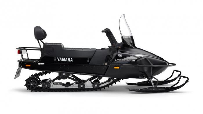 «Ямаха Викинг 540»: снегоход современности