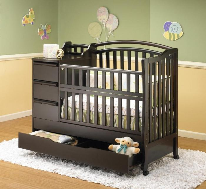 кровать трансформер для новорожденных