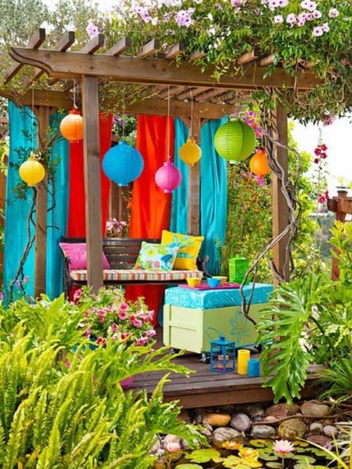 Как легко и просто сделать декор сада и огорода своими руками - FB.ru