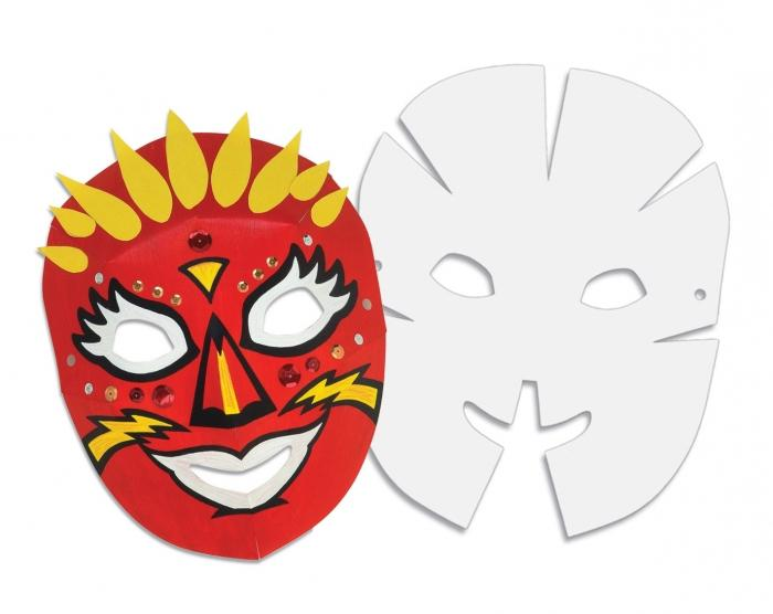 Карнавальные маски своими руками. Ч.2. Обсуждение 21