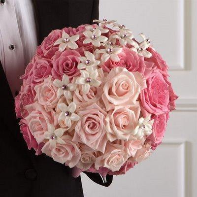 Шикарный букет на свадьбу