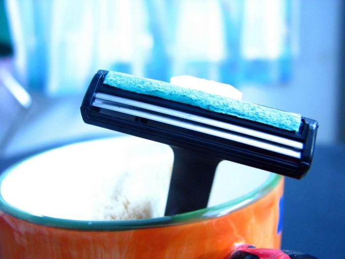 во сне брить волосы в зоне бикини