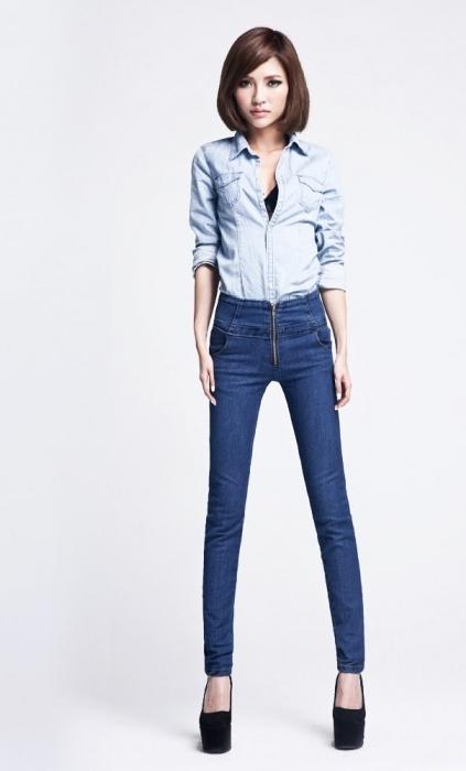 Размеры женских джинсов знание половина успеха