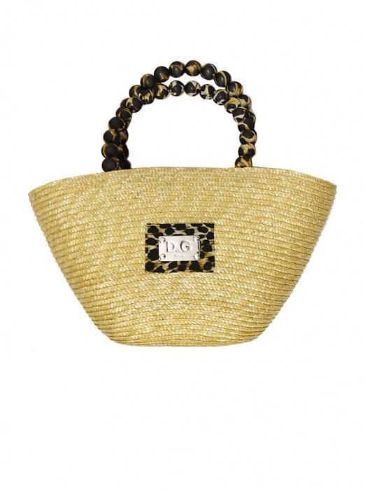 плетеная сумка корзина