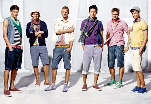 casual стиль одежды мужской