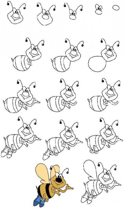 как научиться рисовать животных поэтапно
