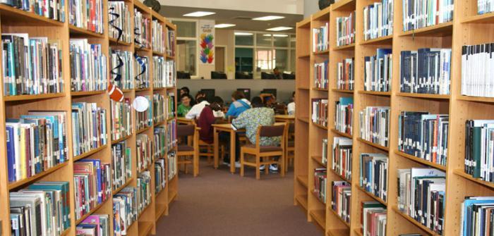 Сценарий для работников библиотеки